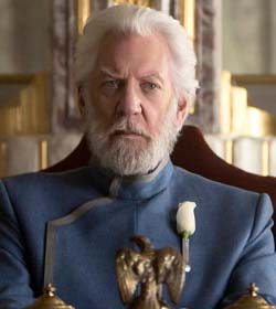 President Snow - Movie Quotes
