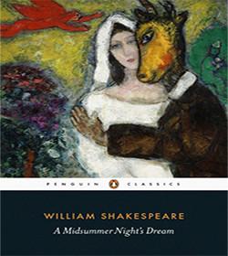 William Shakespeare - A Midsummer Night's Dream Quotes