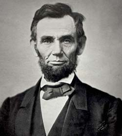 Abraham Lincoln - Author Quotes