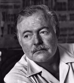 Ernest Hemingway - Author Quotes