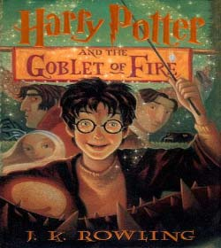 J.K. Rowling - Harry Potter and the Goblet of Fire Quotes