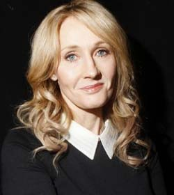 J.K. Rowling - Author Quotes