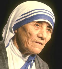 Mother Teresa - Author Quotes
