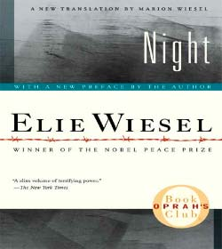 Elie Wiesel - Book Quotes