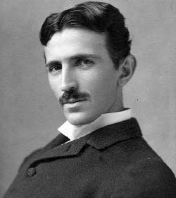 Nikola Tesla - Author Quotes