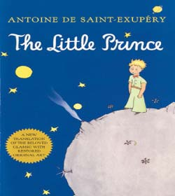 Antoine de Saint-Exupéry - The Little Prince Quotes