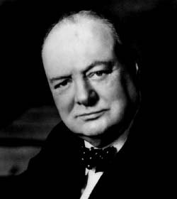 Winston Churchill - Author Quotes