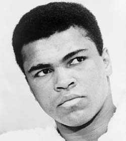 Muhammad Ali - Author Quotes
