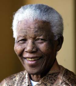 Nelson Mandela - Author Quotes