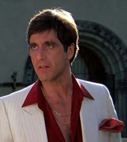 Tony Montana - Movie Quotes