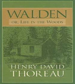 Henry David Thoreau  - Walden Quotes