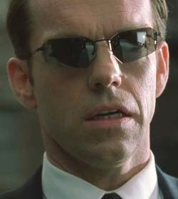 Agent Smith - The Matrix Quotes