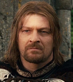 Boromir - The Lord of the Rings Quotes