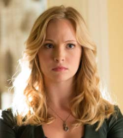 Caroline Forbes - TV Series Quotes, Series Quotes, TV show Quotes