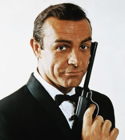 James Bond - Dr. No Quotes, Goldfinger Quotes, From Russia with Love Quotes, Thunderball Quotes, You Only Live Twice Quotes, Diamonds Are Forever Quotes