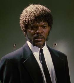 Jules Winnfield - Movie Quotes