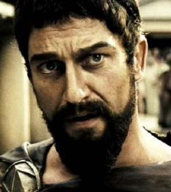 King Leonidas - Movie Quotes