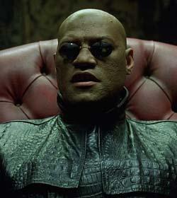 Morpheus - The Matrix Quotes