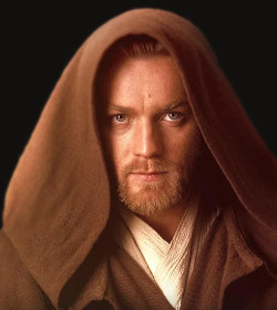 Obi Wan Kenobi - Star Wars Quotes
