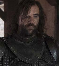 Sandor 'The Hound' Clegane - Game of Thrones Quotes