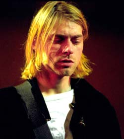 Kurt Cobain - Author Quotes