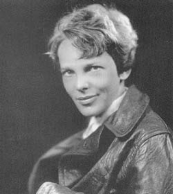Amelia Earhart - Author Quotes