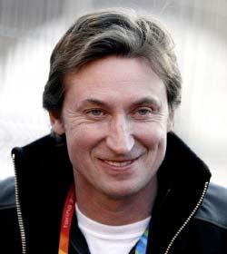Wayne Gretzky - Author Quotes