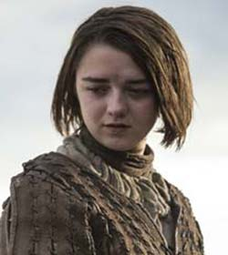 Arya Stark - Game of Thrones Quotes