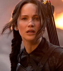 Katniss Everdeen - Movie Quotes