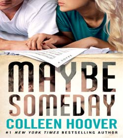 Colleen Hoover - Book Quotes