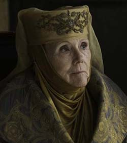 Olenna Tyrell - Game of Thrones Quotes