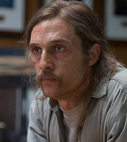 Rust Cohle Books Room