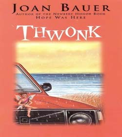 Joan Bauer - Book Quotes