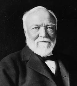 Andrew Carnegie - Author Quotes