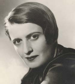 Ayn Rand - Author Quotes