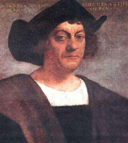 Christopher Columbus - Author Quotes