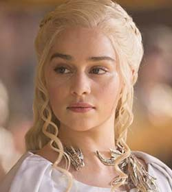 Daenerys Targaryen - Game of Thrones Quotes