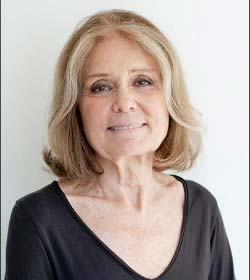 Gloria Steinem - Author Quotes