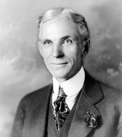 Henry Ford - Author Quotes