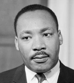 Martin Luther King Jr. - Author Quotes