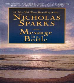 Nicholas Sparks - Message in a Bottle Quotes