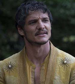 Oberyn Martell - TV Series Quotes, Series Quotes, TV show Quotes