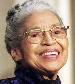 Rosa Parks - Author Quotes