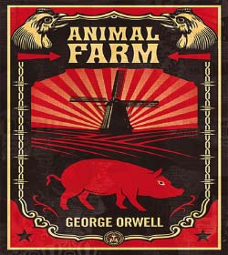 George Orwell - Animal Farm Quotes