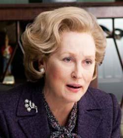 Margaret Thatcher - Movie Quotes