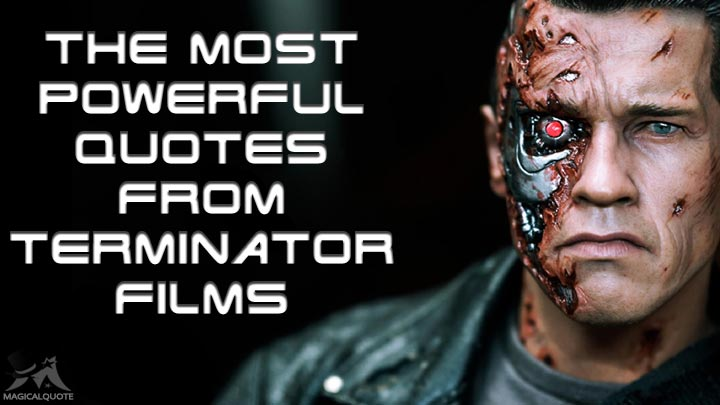 The Most Powerful Quotes from Terminator Films