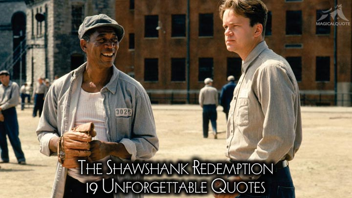 The Shawshank Redemption: 19 Unforgettable Quotes