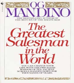 the greatest salesman in the world Read a free sample or buy the greatest salesman in the world by og mandino you can read this book with ibooks on your iphone, ipad, ipod.