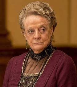 Violet Crawley - TV Series Quotes, Series Quotes, TV show Quotes