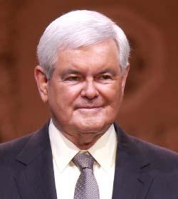Newt Gingrich - Author Quotes